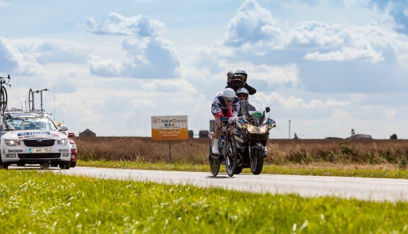 Download The Belgian Cyclist Van Den Broeck Jurgen Editorial Photo - Image: 25855371