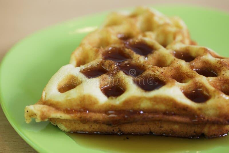 Download Belgian waffles stock image. Image of fresh, indulgence - 24861921
