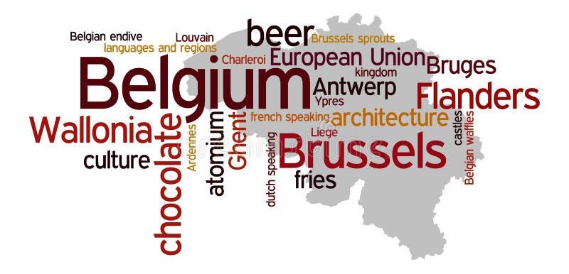 belgium ilustracji