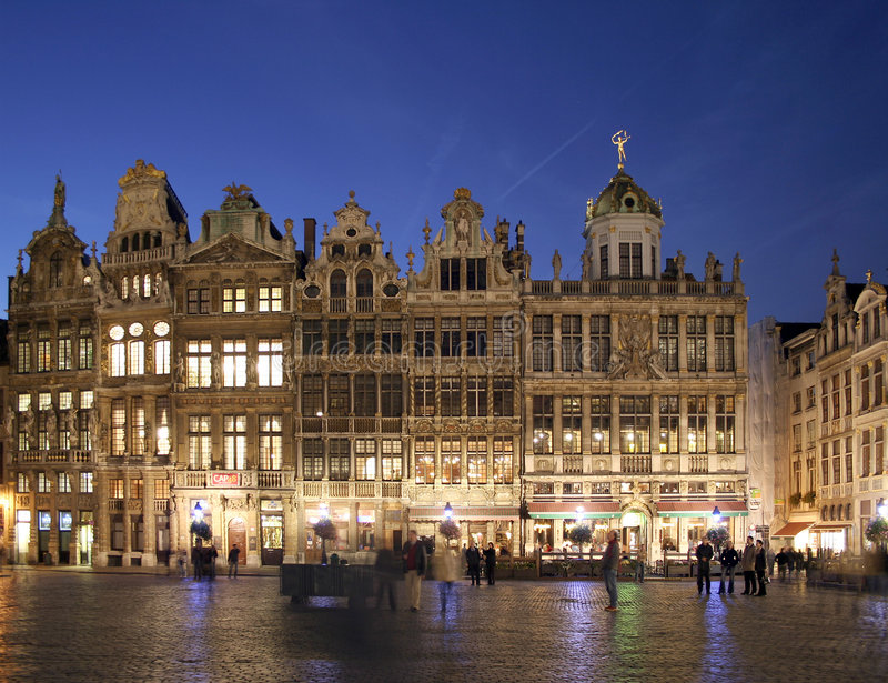 Belgium. Grote Markt