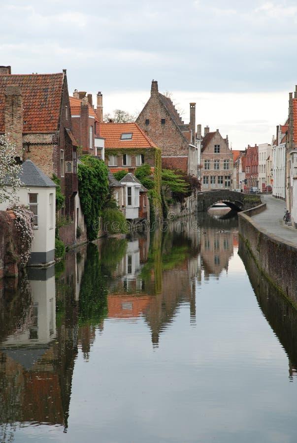 belgium Bruges obrazy stock