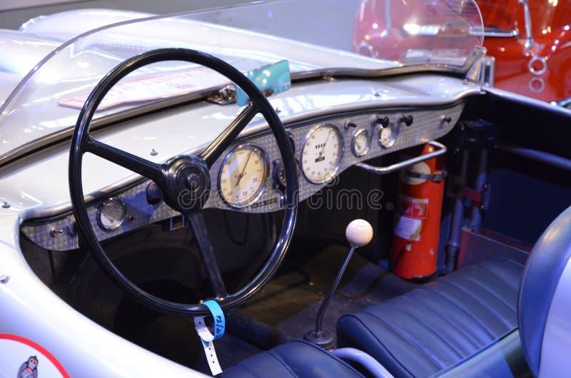belgium bruxelles Museo delle automobili storiche immagini stock