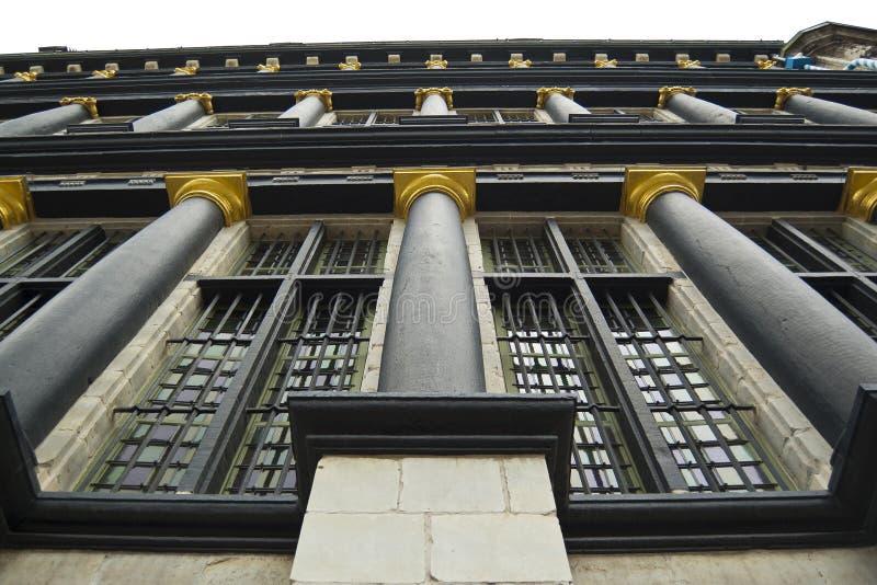 belgium miasta Ghent sala obraz royalty free