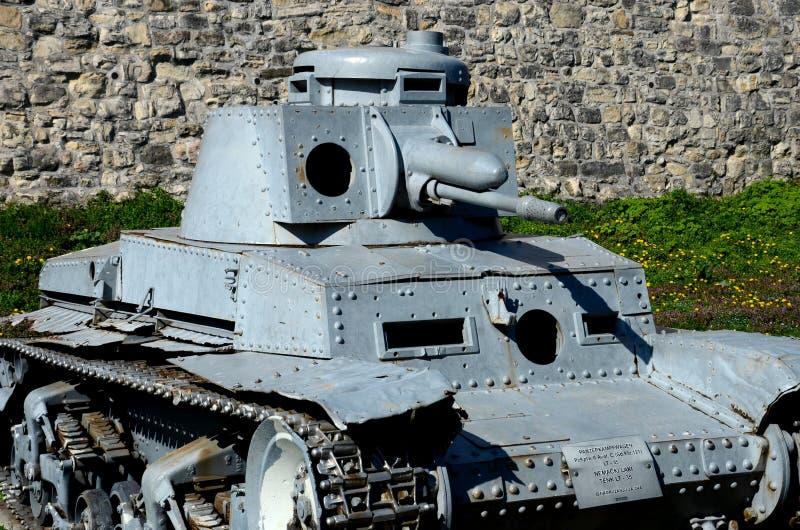 Belgrad-Militärmuseum Serbien Heller Behälter Zweiten Weltkrieges ...