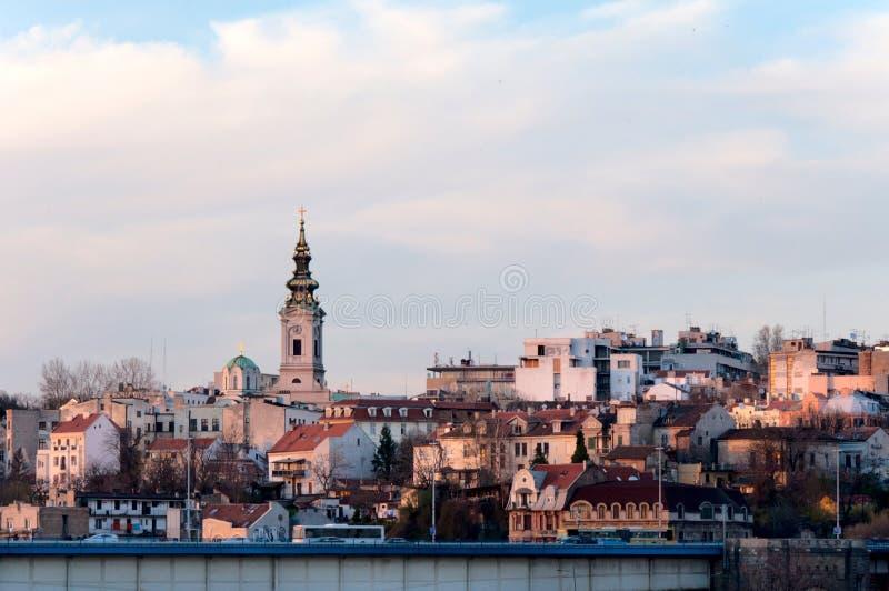 Belgrade royaltyfria foton