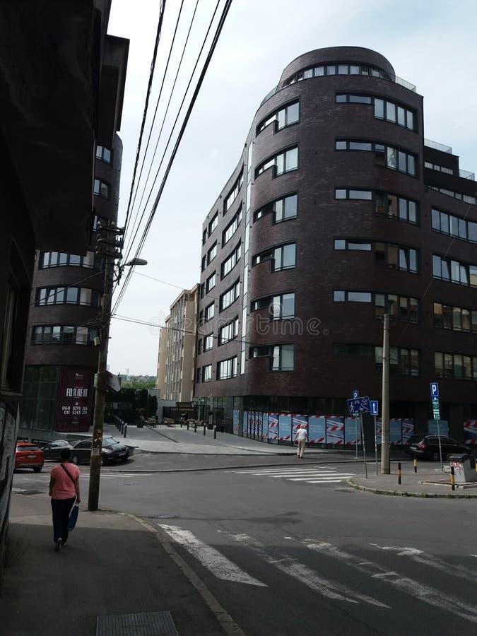 Belgrade - centre image libre de droits