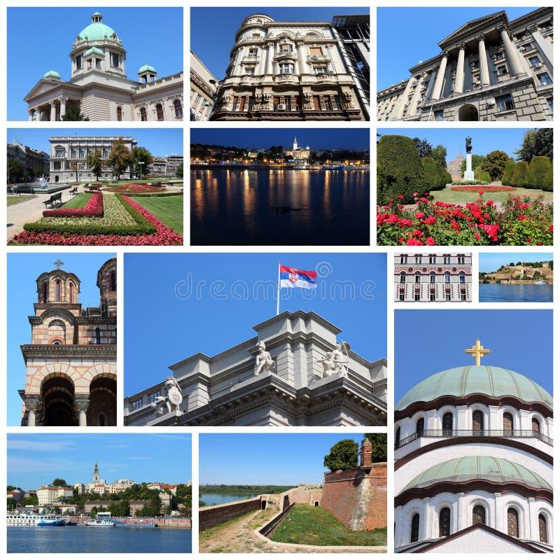 Belgrade foto royaltyfri fotografi