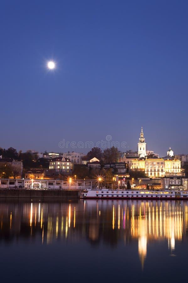 Belgrade Serbia stock images