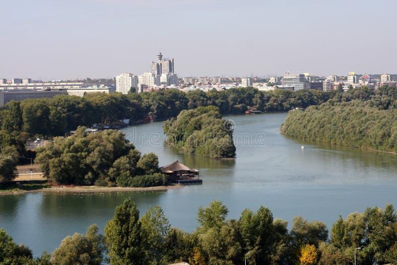 Belgrade, Serbie photographie stock