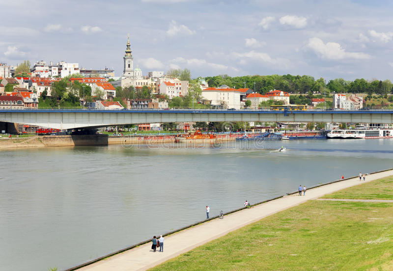 Belgrade, Serbie images libres de droits