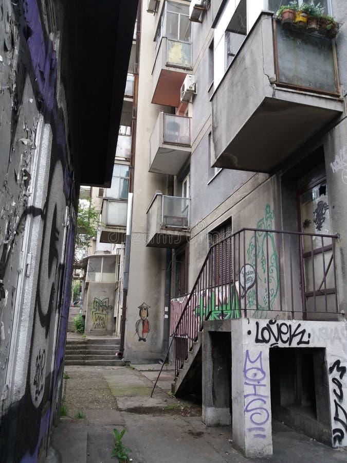 Belgrade - Vozdovac photo libre de droits