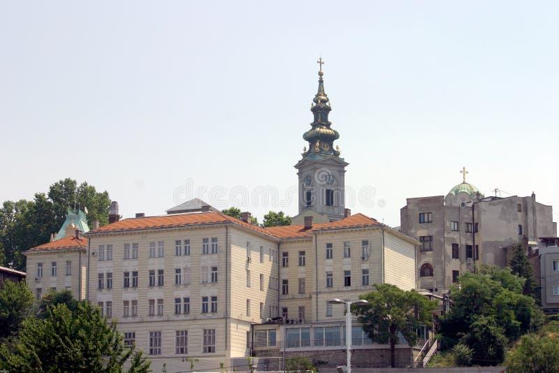 Belgrado foto de archivo