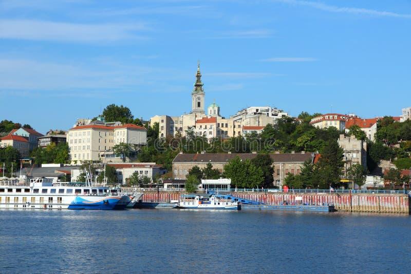 Belgrado fotos de archivo libres de regalías