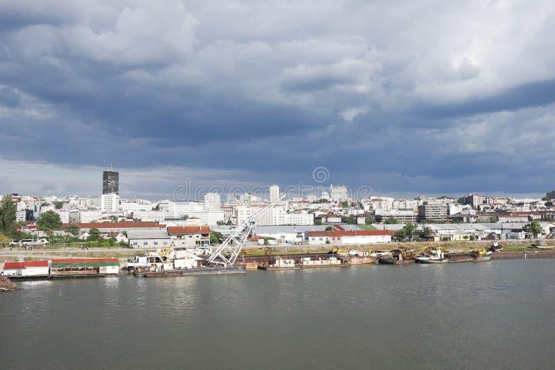 Belgrado, Serbia fotografia de stock