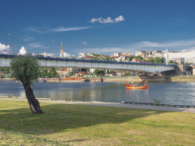 Belgrado, Serbia fotografía de archivo
