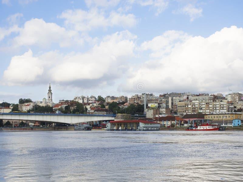 Belgrado, Servië stock afbeelding
