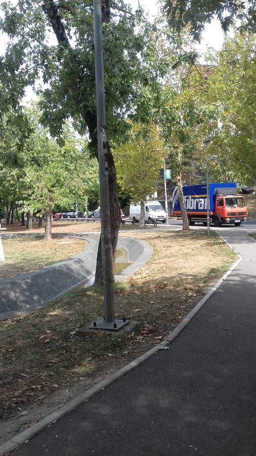 Belgrado, Servië royalty-vrije stock foto
