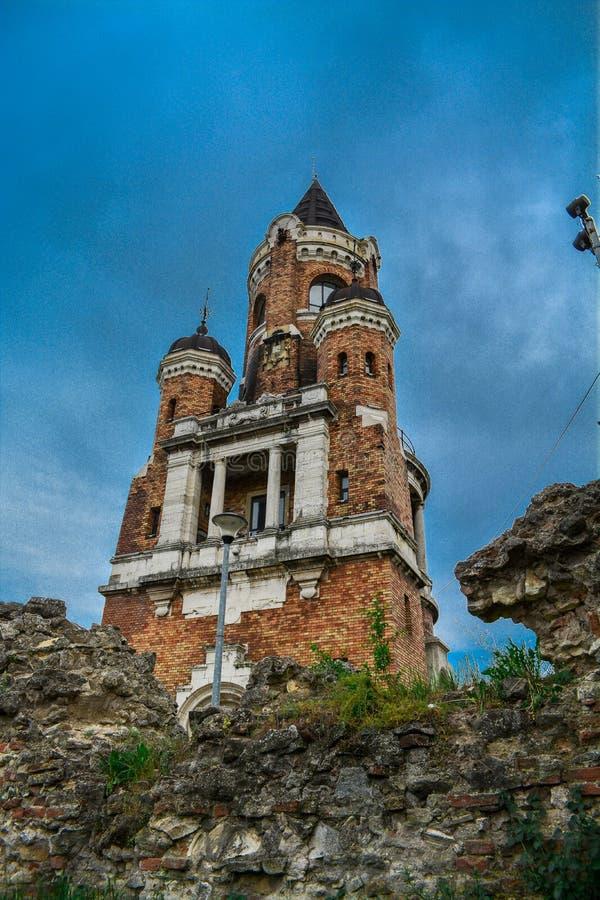 Belgrado, torre de Gardos, Zemun imagen de archivo libre de regalías
