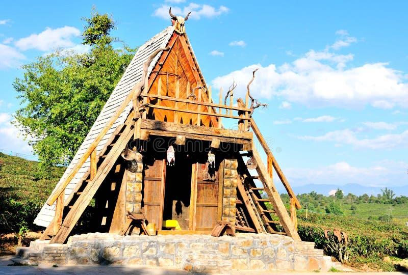 Beli kabina zdjęcie royalty free