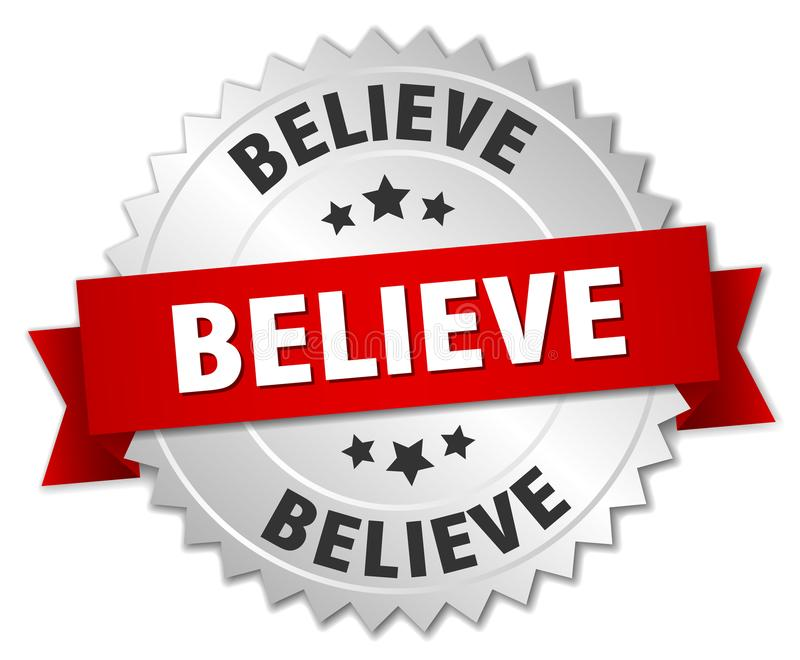 believe lizenzfreie abbildung