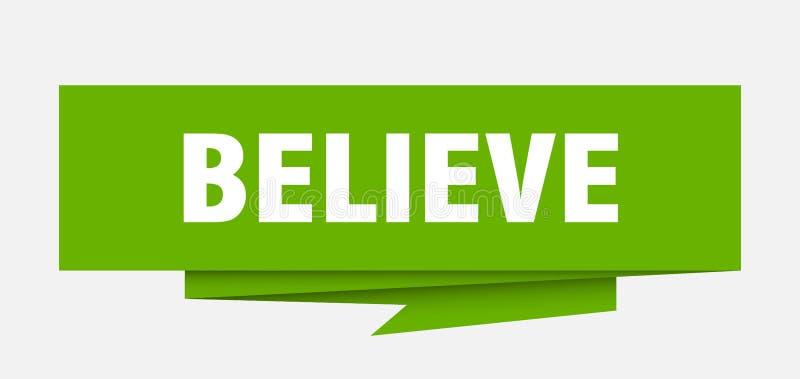 believe vektor abbildung