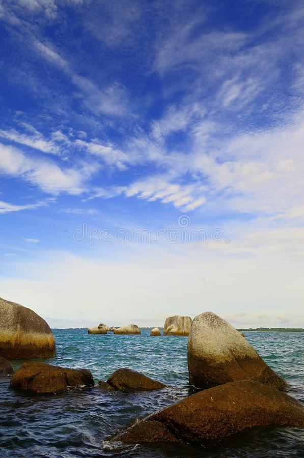 Belitung στοκ φωτογραφία