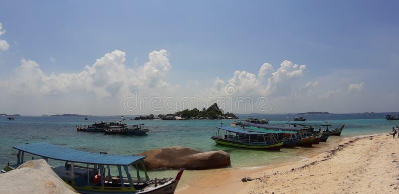 Belitung Indonesia fotos de archivo libres de regalías