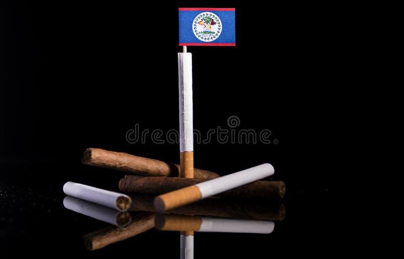 Download Belize-Flagge Mit Zigaretten Und Zigarren Stockbild - Bild von markierungsfahne, industrie: 96934199