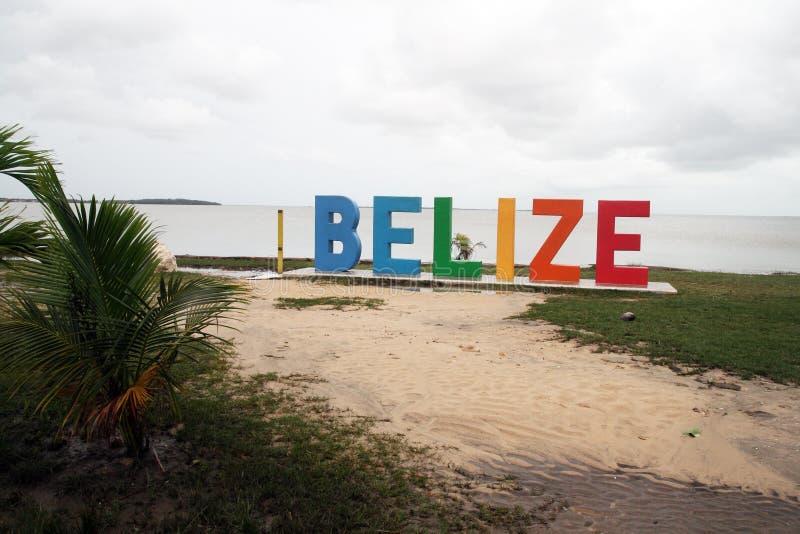Belize stock photo