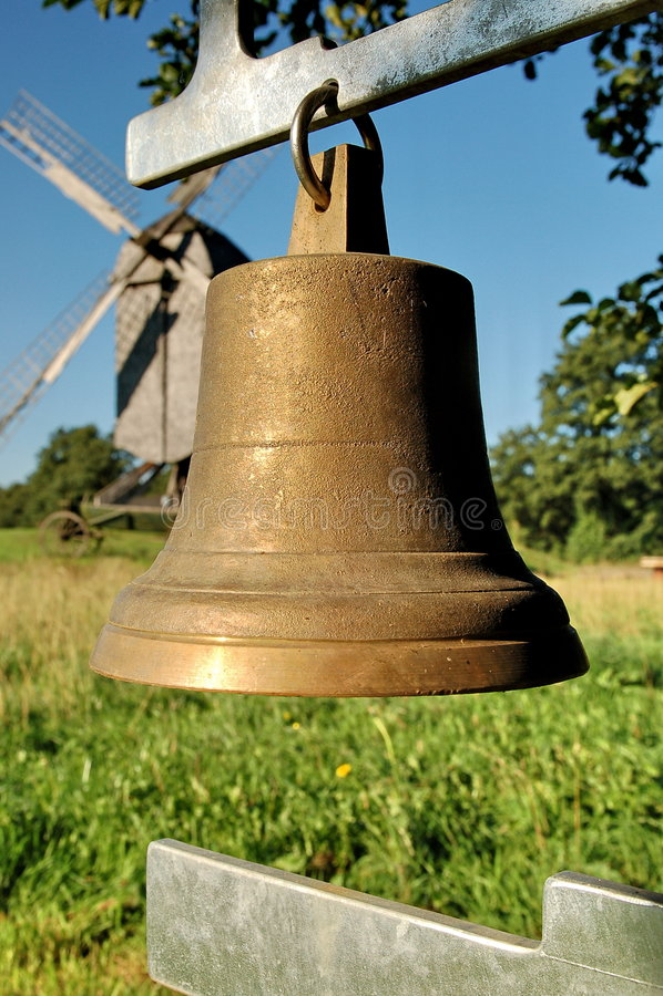 Bell fotografia stock