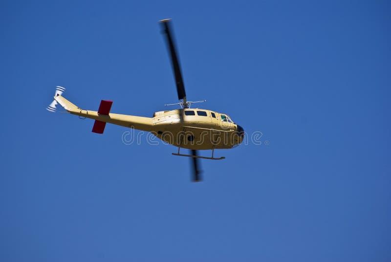 Bell 205 - Irokese Bell-UH-1D-BF lizenzfreie stockfotos