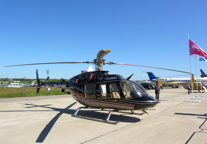 Bell 407 fotografie stock libere da diritti