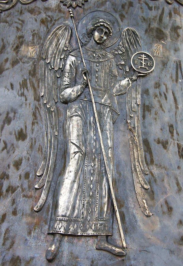 bell anioła ornament zdjęcie royalty free