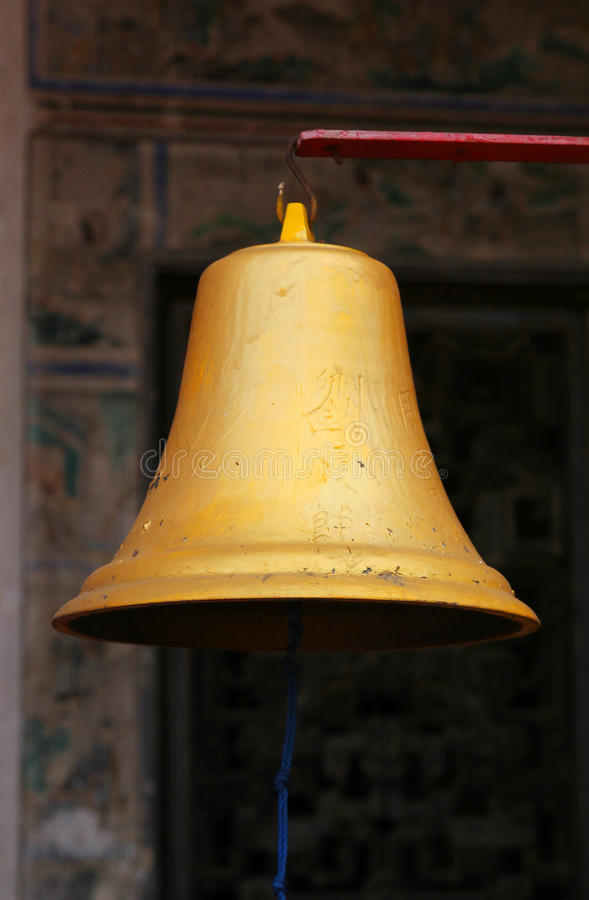 Free Bell Asian Style Stock Images - 24303524