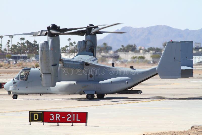 Bell Boeing MV-22 Osprey royalty free stock photo