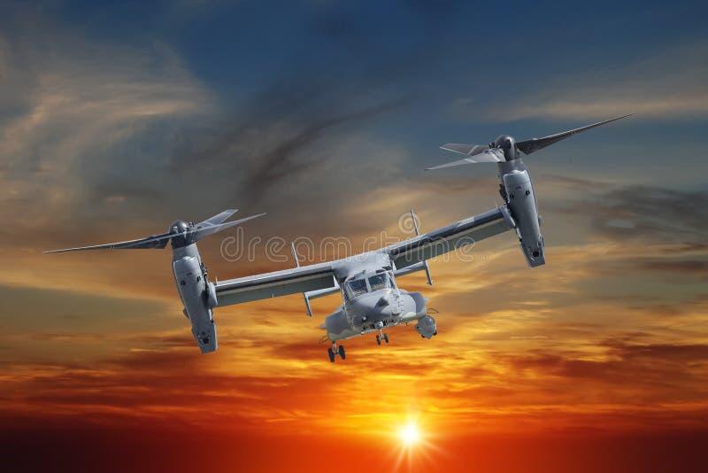 Bell Boeing V-22 Osprey royalty free stock photos