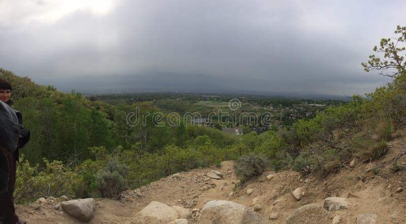 Bell Canyon Hike stock photos