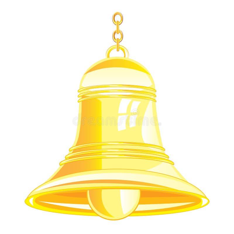 Bell de dorent illustration libre de droits