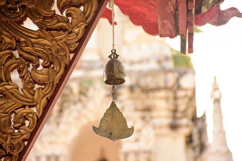 Bell del símbolo fotos de archivo libres de regalías