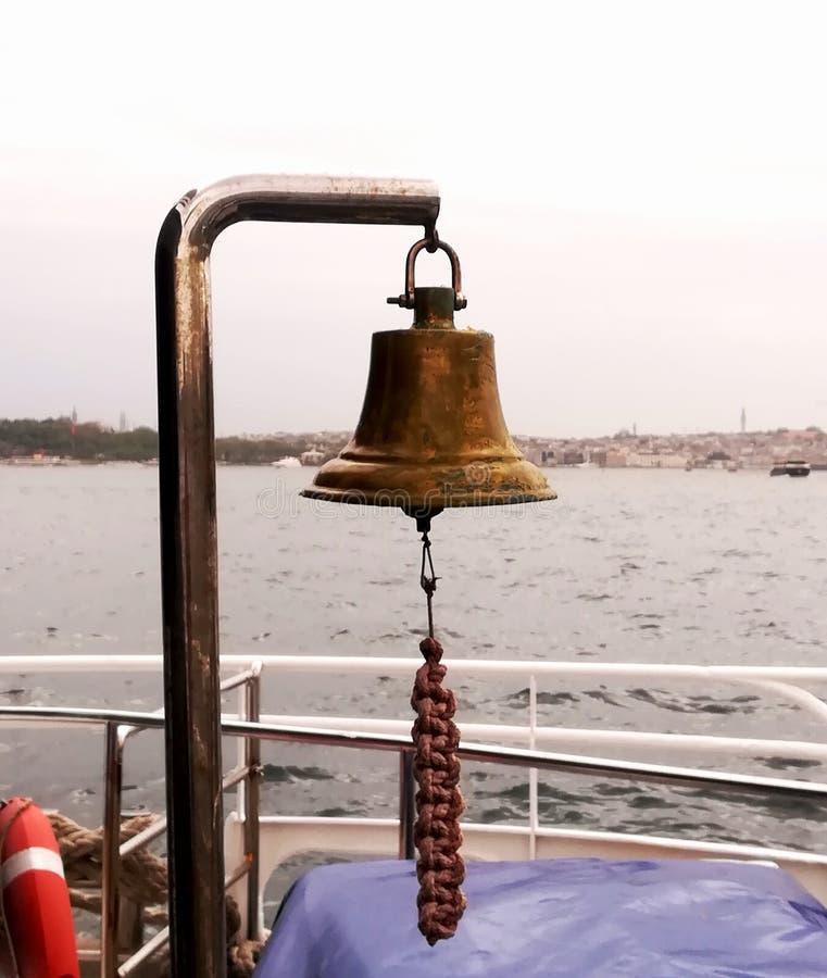Bell del transbordador foto de archivo libre de regalías