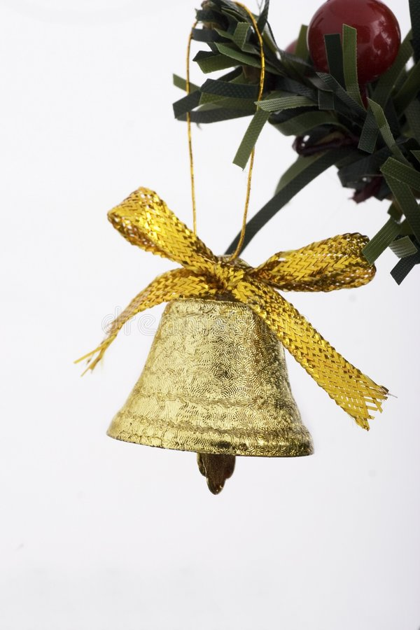 Bell Dourada Foto de Stock