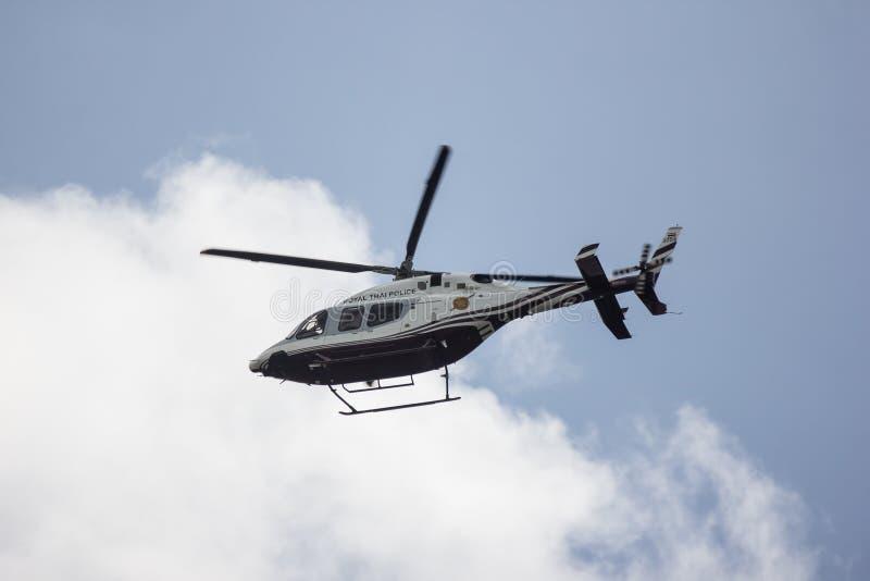 3204 Bell 429 Global Ranger of Royal Thai Police Wing stock photos
