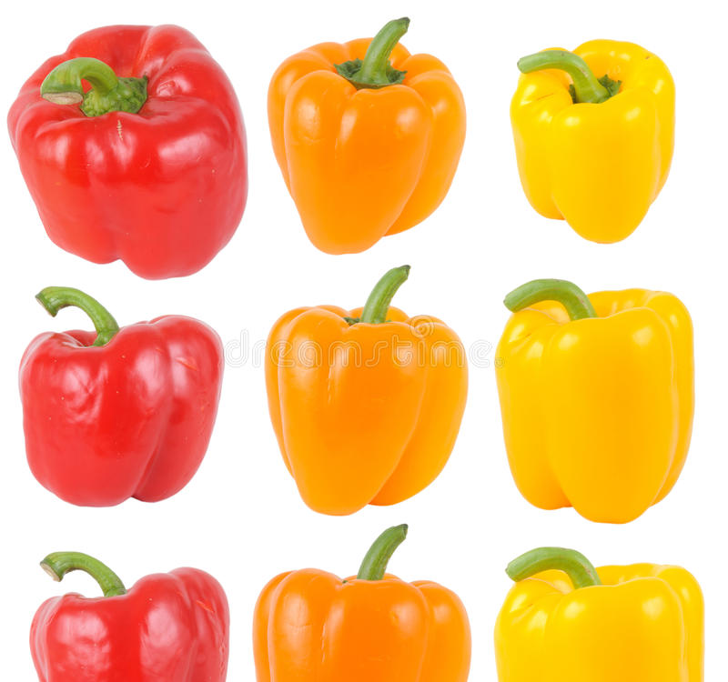 Download Bell Pepper stock image. Image of fruits, healthy, pepper - 23418673