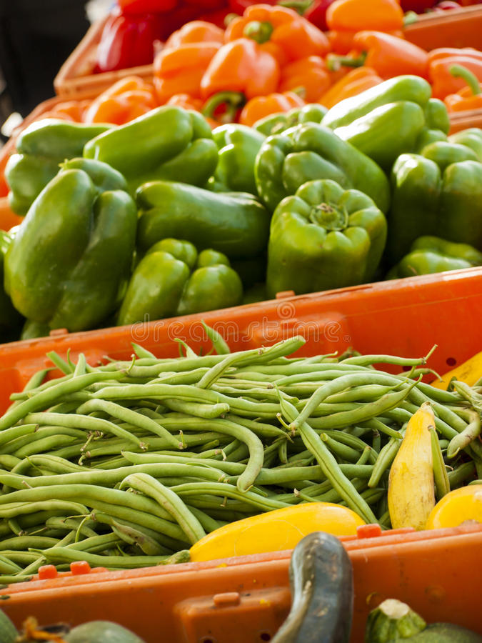 Bell Peppers royalty free stock photos
