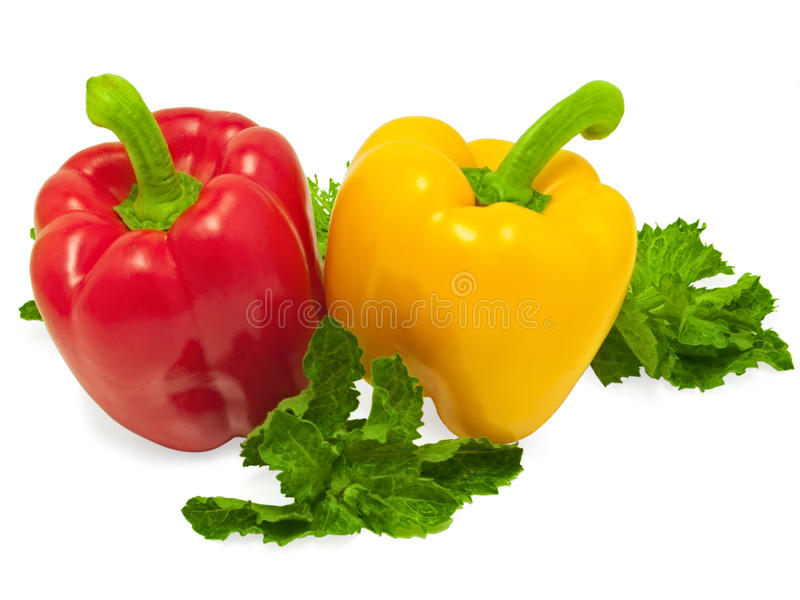 Download Bell peppers. stock photo. Image of image, eating, shot - 26351928