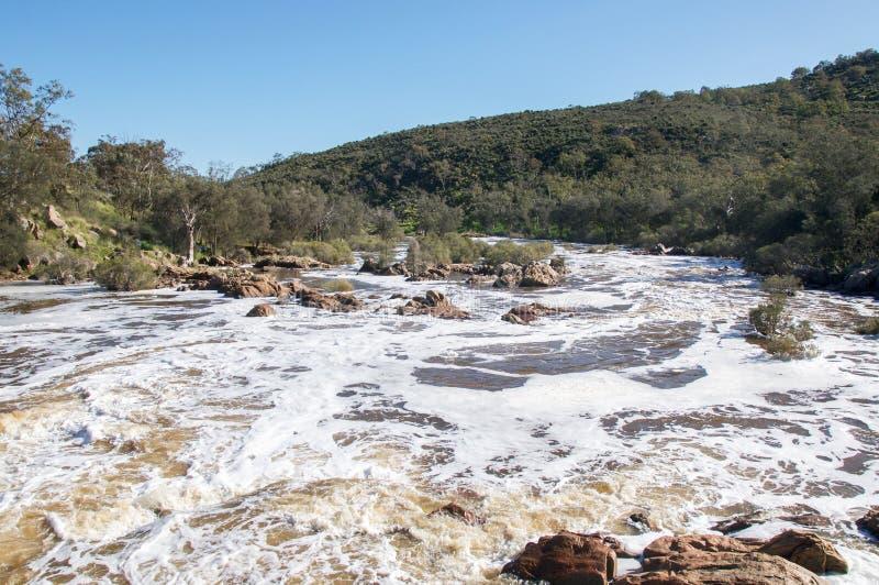 Bell Rapids: Swan Valley, Western Australia royalty free stock photos