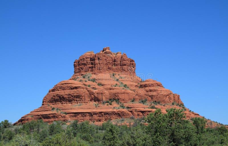 Download Bell Rock in Sedona,AZ stock image. Image of sedona, rock - 17399389