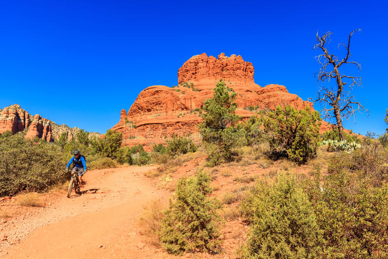 Bell Rock Trail stock images