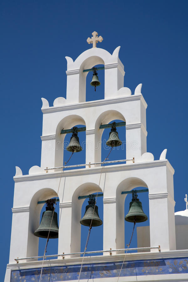 Download Bell tower stock image. Image of building, mediterranean - 10692297
