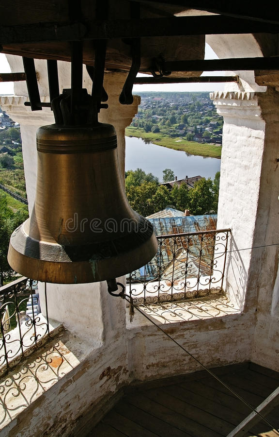 Download At A Bell Tower Stock Photo - Image: 11007320